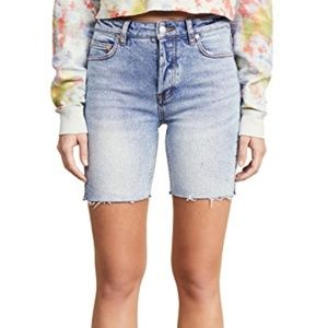 Free People Avery Bermuda Shorts - 26